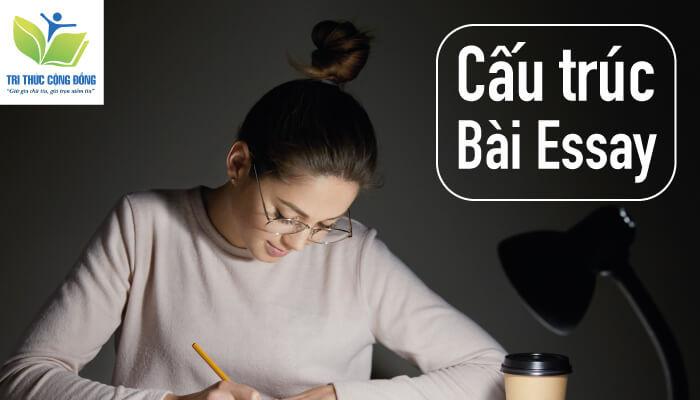 Cấu trúc bài essay