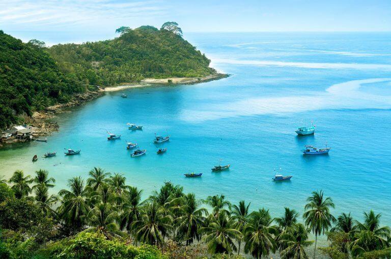 Đặc điểm của du lịch biển đảo