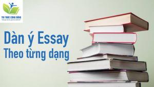 Cấu Trúc Essay Mẫu Cho Tất Cả Các Dạng Bài