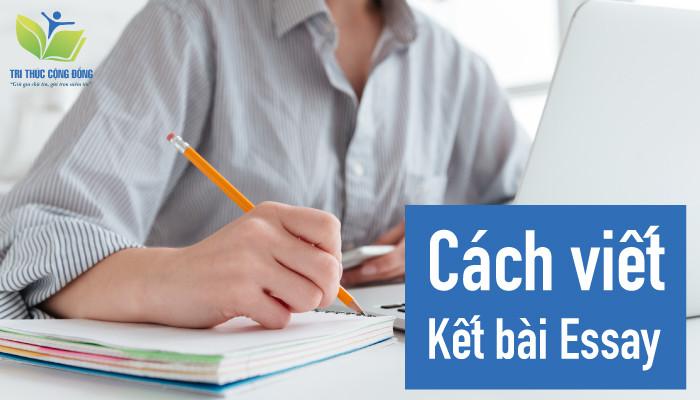 Cách viết kết bài essay