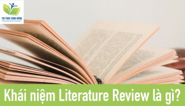 Hướng dẫn cách viết literature review chi tiết từ A-Z