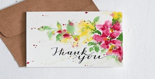 Cách viết lời cảm ơn trong tiểu luận hay nhất