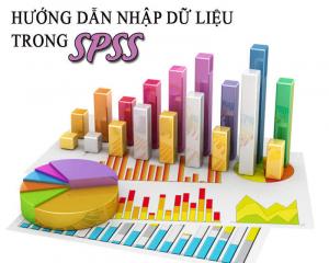 Hướng Dẫn Cách Nhập Dữ Liệu Spss Chi Tiết - Update 2021