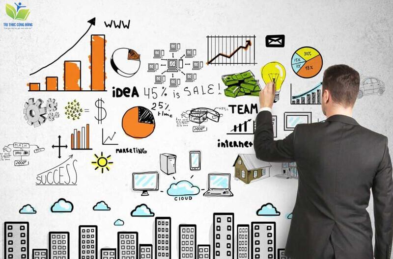 Nhóm ngành quản trị kinh doanh bao gồm những chuyên đề đòi hỏi kiến thức đa dạng