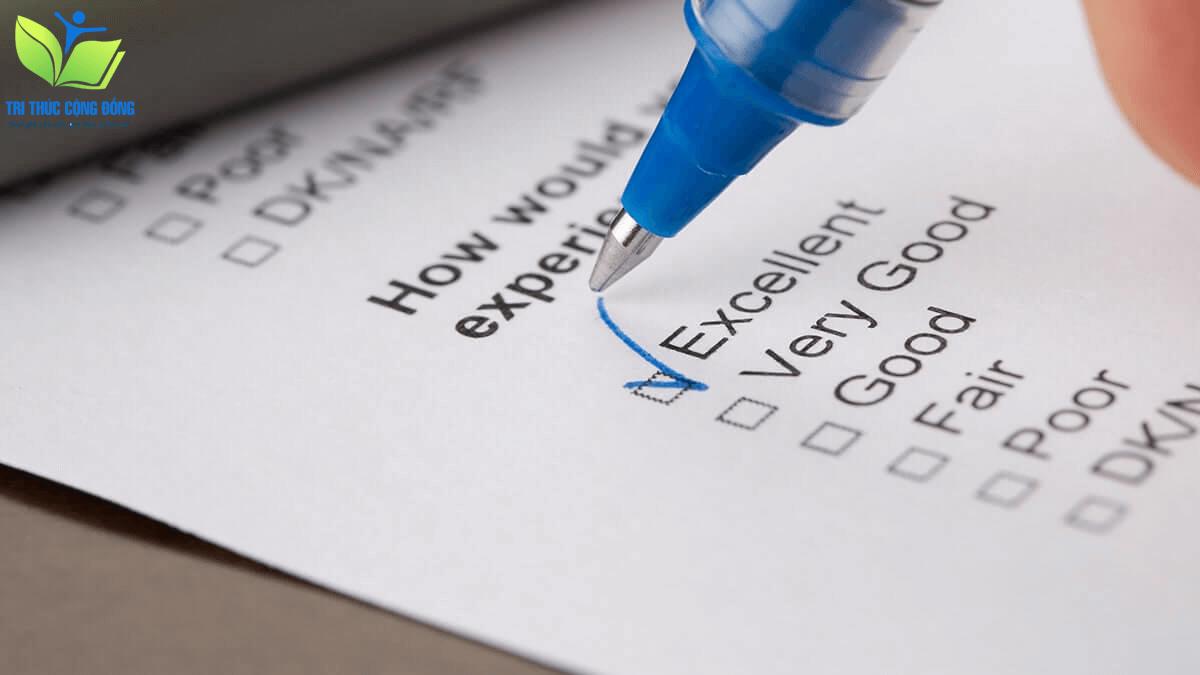 Tìm hiểu về cách làm Questionnaire For Thesis