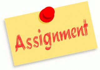 Cách viết assignment hay và đúng đề tài