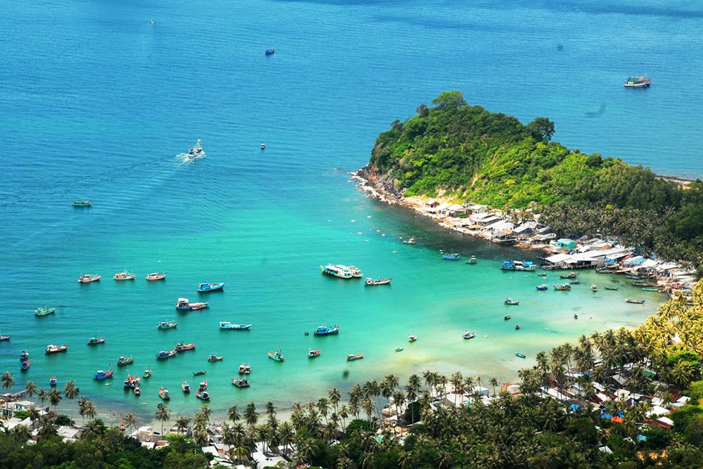Sản phẩm du lịch biển đảo