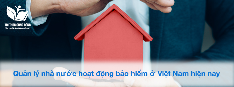 Quản lý nhà nước hoạt động bảo hiểm ở Việt Nam hiện nay