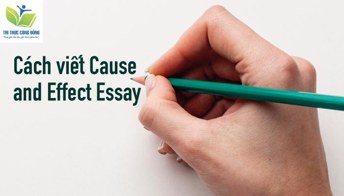 Chi Tiết Cách Viết Cause And Effect Essay Hiệu Quả